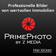 Professionelle Fotos von wertvollen Immobilien - PrimePhoto Immobilienfotografie