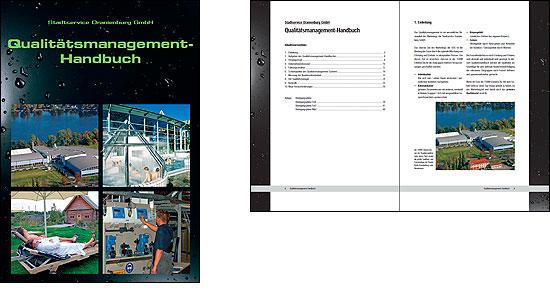 Qualitätsmanagement-Handbuch der Stadtservice Oranienburg GmbH