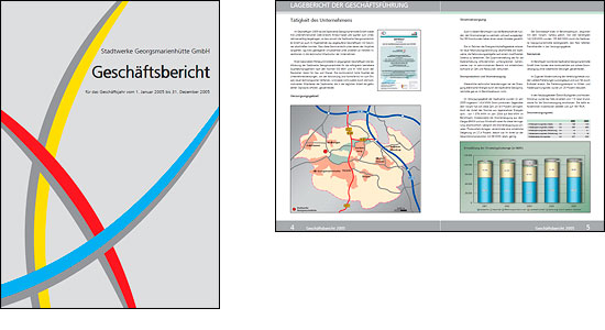 Geschäftsbericht Stadtwerke Georgsmarienhütte