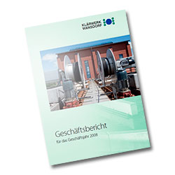 Geschäftsbericht 2008 des Klärwerks Wansdorf