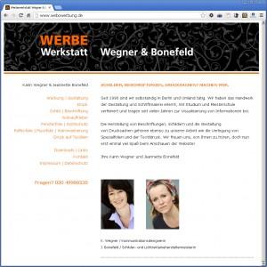 WordPress-Schulung für Webowerbung