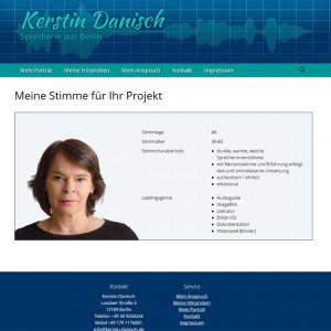 Berliner Stimme Kerstin Danisch jetzt im Netz